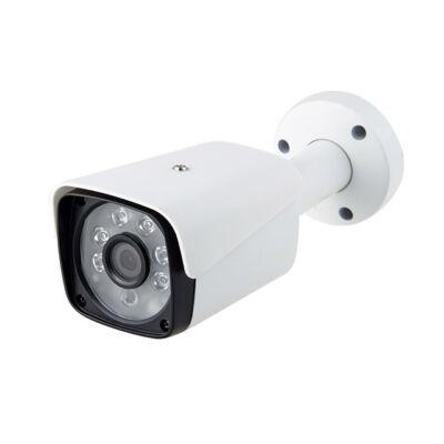 AHD Biztonsági Kamera 2MP Éjjellátó Kültéri Beltéri Feite AHD1631-2MP