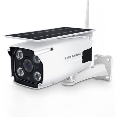 Napelemes kamera WiFi vezeték nélküli Full HD 2MP IP66 YN88