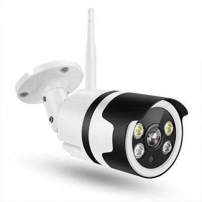 Mozgásérzékelős HD LED WiFi Vezeték nélküli biztonsági kamera 3MP F-6003-4