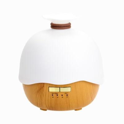 Ultrahangos aroma diffúzor párologtató távirányítóval 400ml