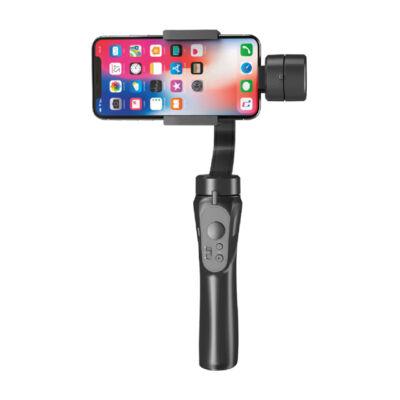 H4 kamerastabilizátor mobiltelefonhoz 3 tengelyes Gimbal