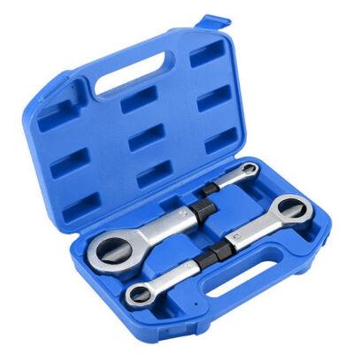 Anyacsavar roppantó anyavágó készlet 4 részes 9-27mm HA-2106 MG50227