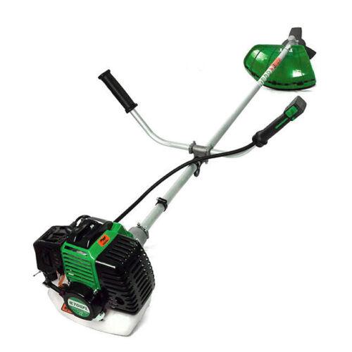 TOSFL benzinmotoros fűkasza professzionális bozótvágó kasza 6,5LE TF668 zöld