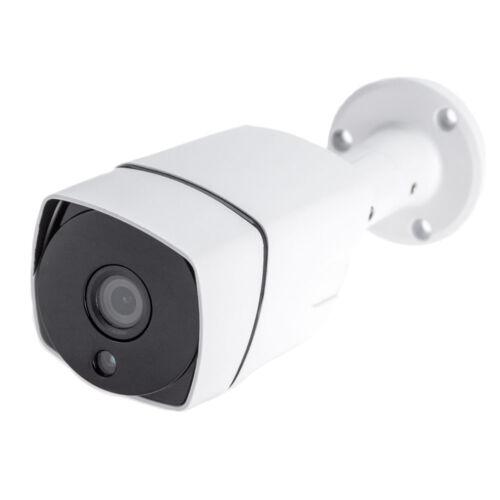 AHD Biztonsági Kamera 2MP Éjjellátó Kültéri Beltéri Feite FT-1911
