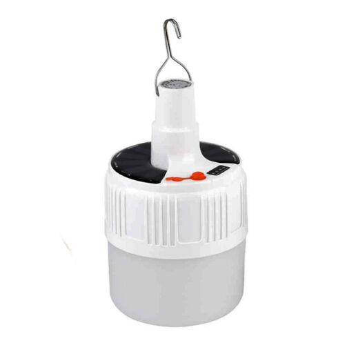 Hordozható Beépített Akkumulátoros LED Kempinglámpa HS-V52