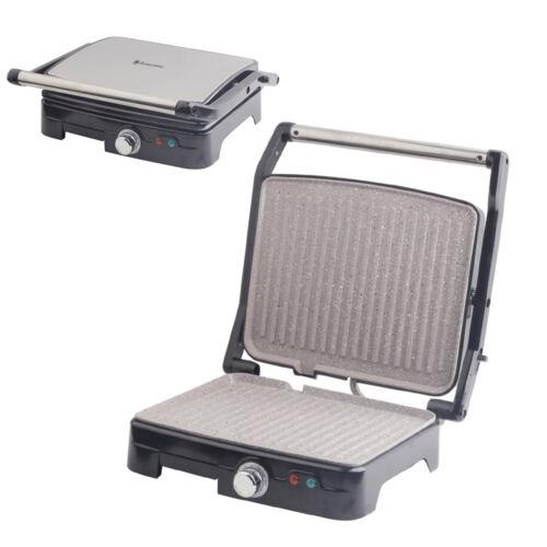 Zurrichberg Kétoldalas elektromos grill és panini sütő kerámia bevonatú 1800W ZBP/7607