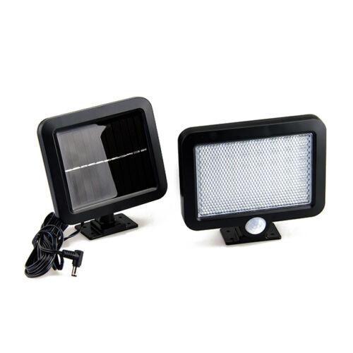 Mozgásérzékelős LED Napelemes Lámpa Kültéri Szolár SL-F56