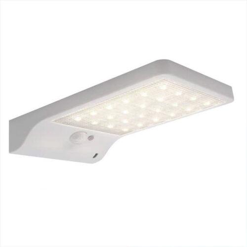 Borbede Napelemes LED lámpa fény és mozgásérzékelővel T1617