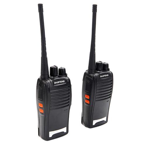 2db UHF Rádió adóvevő walkie talkie BF-777S