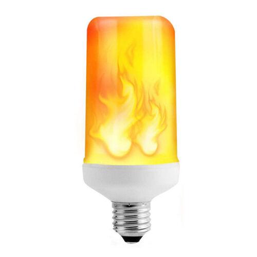 LED izzó láng hatással E27