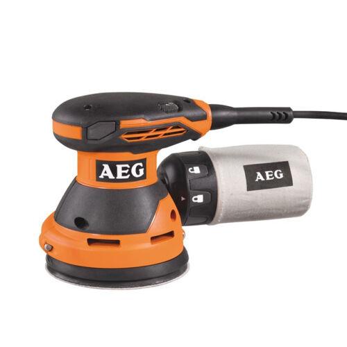 AEG excentercsiszoló 300W EX 125 ES