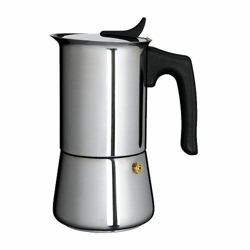 Best Rozsdamentes inox kávéfőző 4 személyes