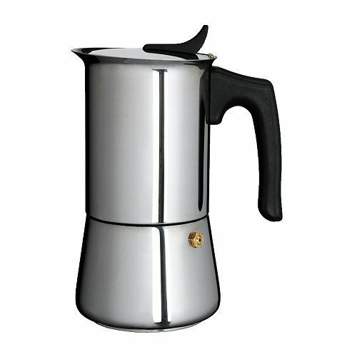 Best Rozsdamentes inox kávéfőző 9 személyes