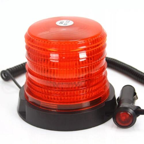 MarPol narancssárga figyelmeztető LED lámpa 30 SMD M82711