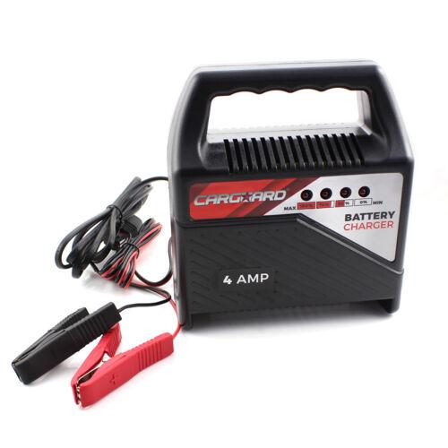 Akkumulátor töltő  4A 12V