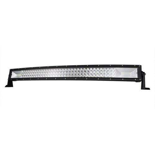 Autós LED fényhíd reflektor munkalámpa ívelt 80cm 153db LED 459W