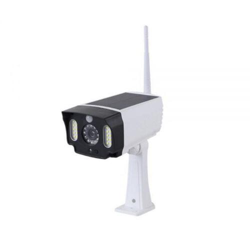 FLINKE LED SMD Napelemes mozgásérzékelős álkamera 20W