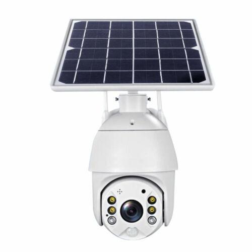 Napelemes Vezeték nélküli Mozgásérzékelős Éjjellátó Biztonsági Kamera WIFI 1080p 2mp XF-DC06F-WIFI