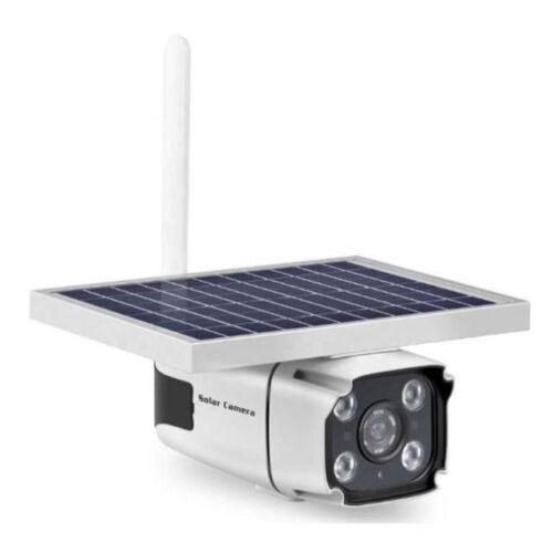 Vízálló napelemes kamera WiFi vezeték nélküli Full HD 2MP IP67 YN88-PLUS