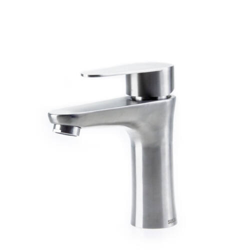 Egykaros Delir rozsdamentes acél mosdó csaptelep SUS304