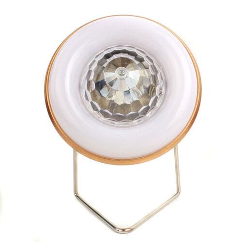 LED napelemes kicsi és hordozható szolárlámpa disco lámpa CL-906