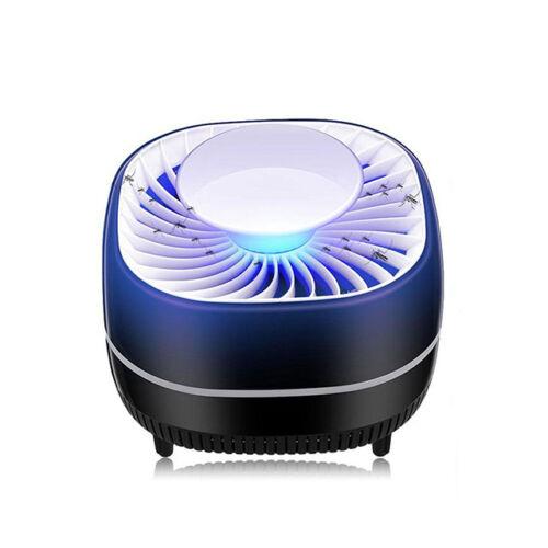 Nova Rovarcsapda és szúnyogirtó készülék ventilátorral és LED világítással NV-812