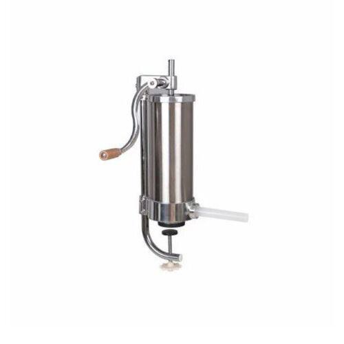 Hurkatöltő és Kolbásztöltő gép Inox 3kg, függőleges, rozsdamentes acél, szilikon tömítés YG-2006C