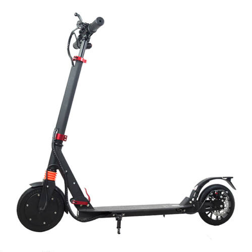 Felnőtt elektromos roller fekete 150W