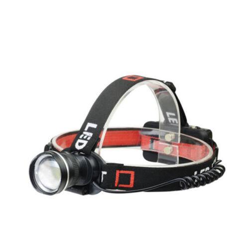 X-BALOG nagy fényerejű zoomolható LED fejlámpa tölthető BL-T20-P90