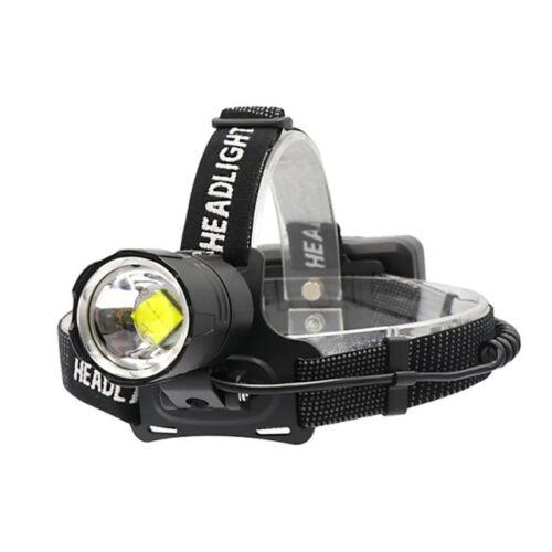 X-BALOG nagy fényerejű zoomolható LED fejlámpa tölthető BL-T28-P70