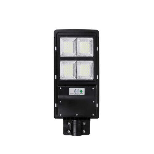 Mozgásérzékelős LED Lámpa Napelemes Kültéri Szolár 200W