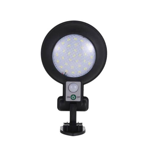 Mozgásérzékelős LED Lámpa Napelemes Kültéri Szolár JX-155