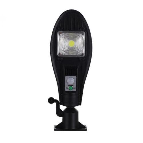 Nulla energiafogyasztású, hosszú élettartamú kültéri LED lámpa különálló szolár panellel 100W JX-258