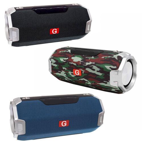 Vezeték nélküli nagy méretű hordozható Bluetooth hangszóró TF USB MP3 HDY-G30