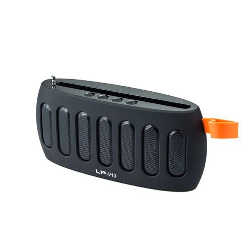 LP V13 Bluetooth Hangszóró Kihangosító Telefontartóval TF USB AUX FM