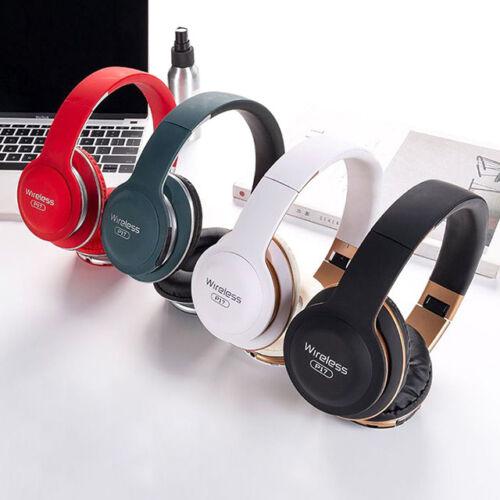 P17 vezeték nélküli Bluetooth fejhallgató több színben FM TF Micro Sd kártya MP3 HH-22