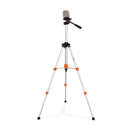 Tripod állvány szintező lézerhez fényképezőgéphez 120 cm 10052