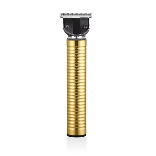 Fémházas akkumulátoros precíziós hajnyíró és trimmelő készlet arany WA-T780