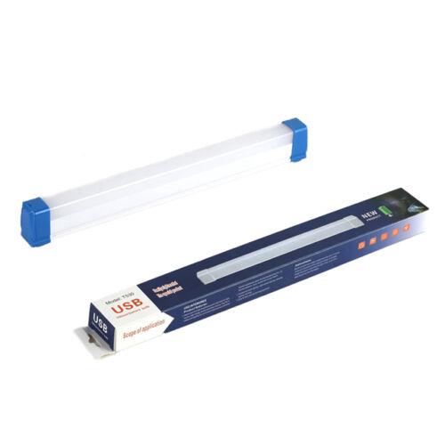 Hordozható újratölthető munkalámpa LED csővel 32cm 40W T530