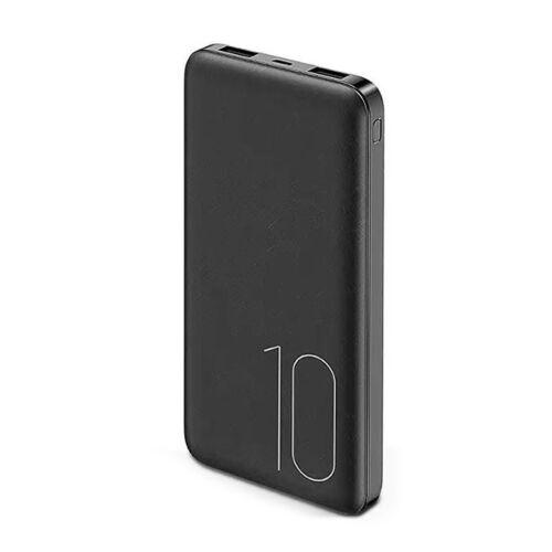 Usams PB7 Dual Power bank 10000 mAh prémium külső akkumulátor 2x USB 1x micro USB bemenet