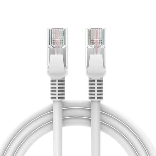 Hálózati kábel CAT5 fehér több méretben