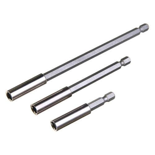 Extra bitfej hosszabbító készlet mágneses 3 részes EX-9801