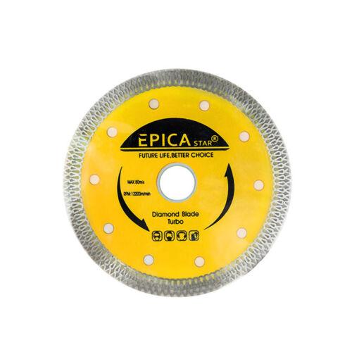 Epica Star gyémánt vágókorong vágótárcsa 115mm EP-10644