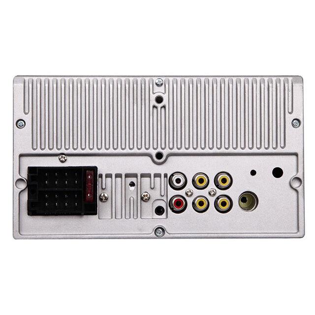 Multimédiás rendszer érintőképernyős 2 dines 7018B