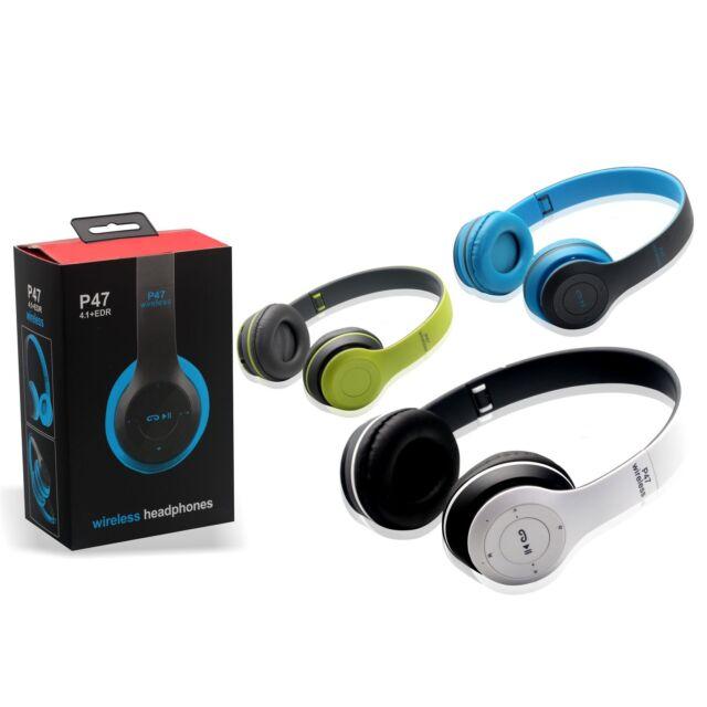 Bluetooth Fejhallgató Headset MP3 lejátszó P47 - Mp3 lejátszók ... af621136ea