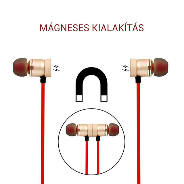 BDM In Ear Hallójárati vezeték nélküli Bluetooth Sport Fülhallgató ... 804258997e